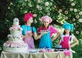 dětské narozeniny dort