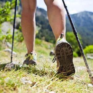 Úvodní lekce Nordic Walking