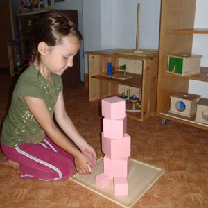 Inspirace Montessori pro rodiče aneb Tajuplný svět našich dětí