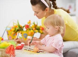 Velikonoční dílna pro rodiče s dětmi