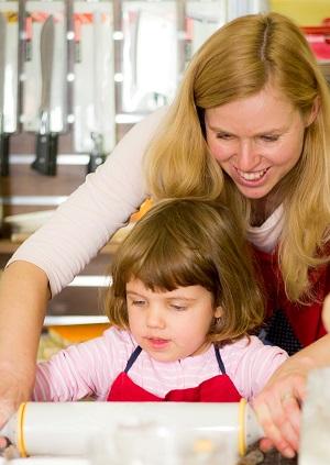 Nedělní kurz zážitkového vaření s dětmi