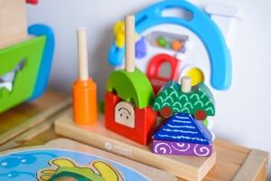 Výměnný bazar dětských hraček, knížek, CD a DVD