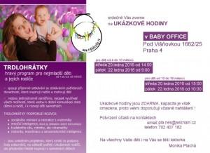 Trdlohratky v Baby Office