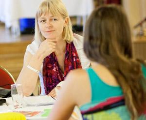 Mentoring s Hanou Krejčí na téma Motivace