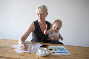 Mentoring s Hanou Krejčí na téma práce a malé děti