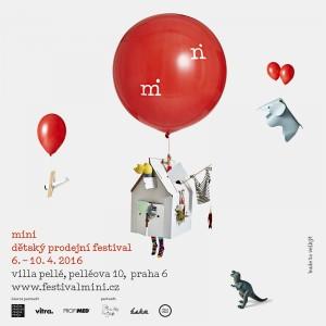 Dětský koutek na Festivalu Mini