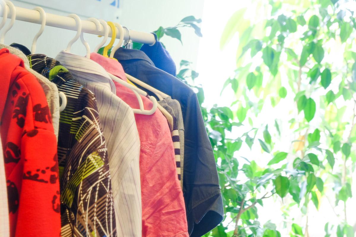 SWAP – výměnný bazar oblečení a doplňků v OC Galerie Butovice