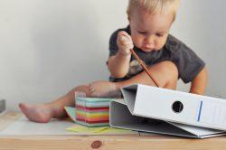 Podnikání na mateřské a rodičovské - zdarma
