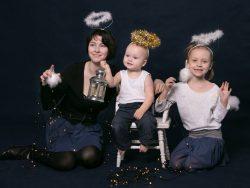 Vánoční focení s Foto by Vera