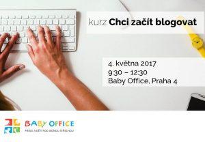 Chci začít blogovat