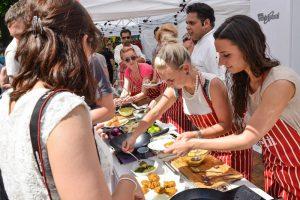 Dětský koutek na PRAGUE FOOD FESTIVALU