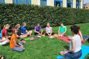 Výcvik Mindfulness pro děti od 5 do 10 let - ukázková hodina 13.9.