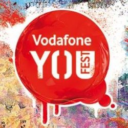 Dětský koutek na Vodafone You Fest
