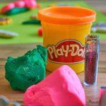 Modelína Play Doh - zábava pro děti na dlouho