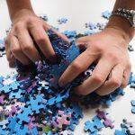Puzzle - zábava pro děti