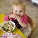 Zdravá svačinka v miniškolce