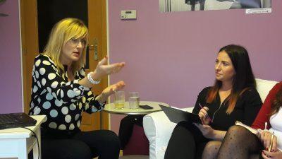 Rétorika - umění mluvit před lidmi s moderátorkou Štěpánkou Duchkovou