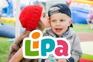 LIPA LEARNING dětský koutek na Dermacol Love Day