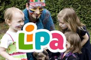 LIPA LEARNING dětský koutek na Prima Fest