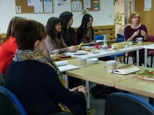 Networkingové setkání na téma podnikání žen