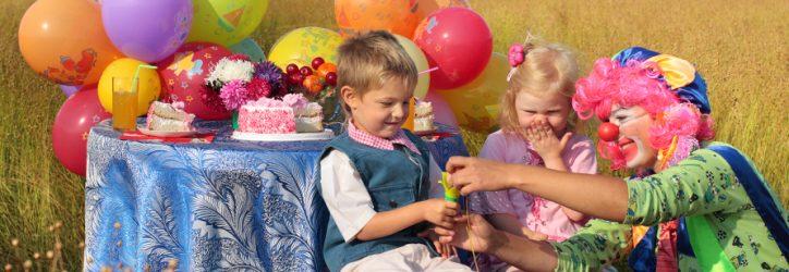 dětské oslavy praha