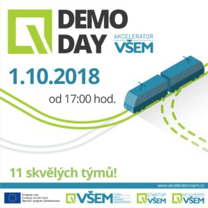 Demo Day pozvánka