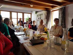 Inspirosnídaně s Margaretou Křížovou – networking pro podnikavé ženy