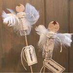 Andílci - vánoční tvoření