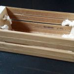 Dřevěný výrobek - truhlík