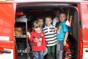 Tábor se záchranáři