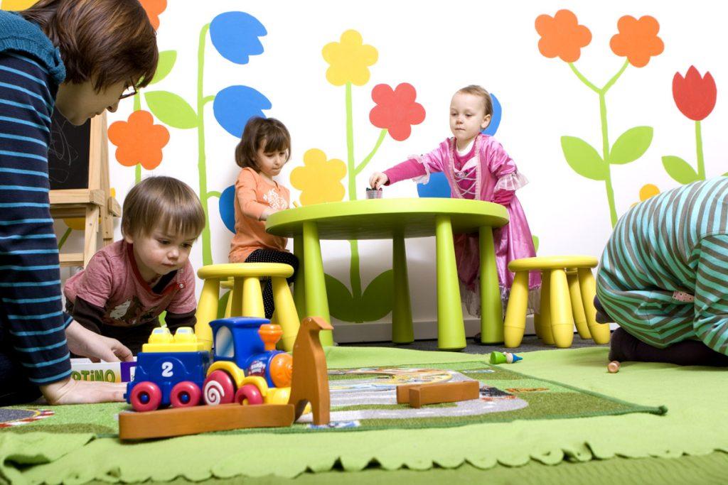 Děti - pronájem vybavení