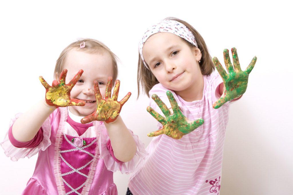 Děti v akci