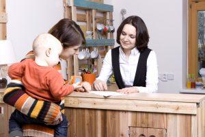 Podnikání na mateřské
