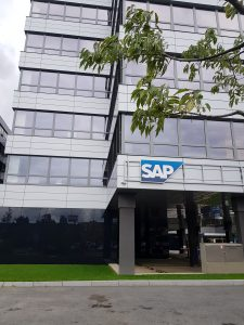 Budova SAP