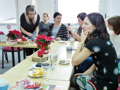 Vánoční workshop