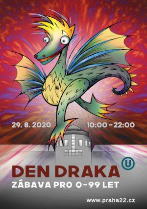 Den uhříněveského draka 29.8.2020