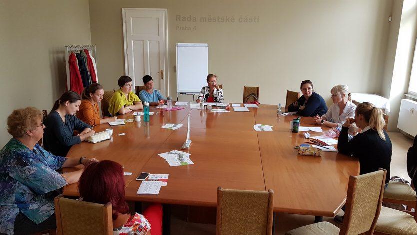 Podnikání není práce, ale životní styl - mentoringové setkání pro ženy nejen zPrahy 4