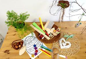 Kreativní balíčky od Tří králů po Velikonoce