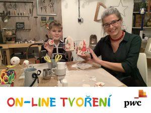 On-line tvoření