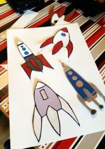 Tvůrčí dílna - rakety