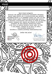 Průvodní dopis Tematické stezky