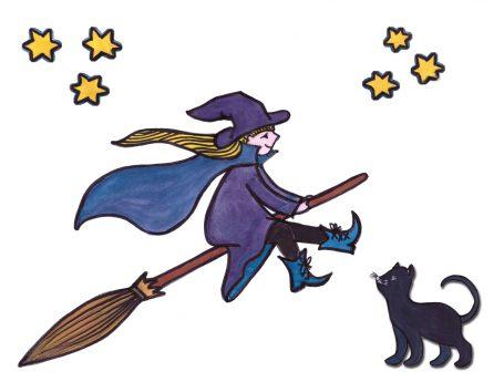 Čarodějnická stezka