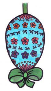 Kraslice - vajíčko
