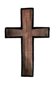 Kříž - symbol Velikonoc