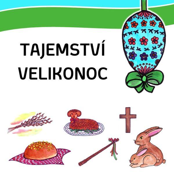 Tajemství Velikonoc - tematická stezka