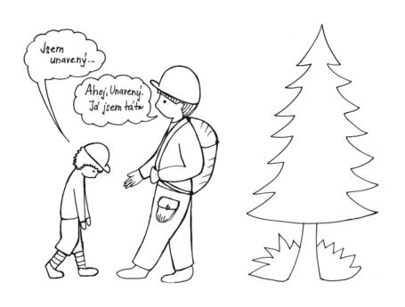 Tatínkovský vtip - Dad joke