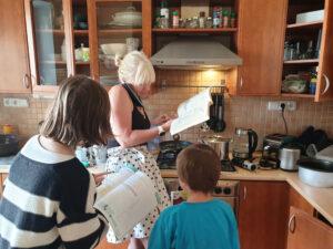 Rovnováha mezi prací a rodinou