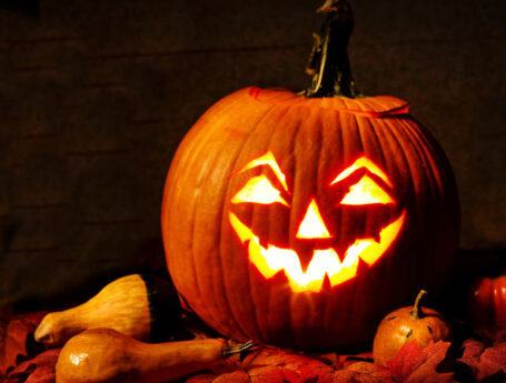 Halloween - dýně